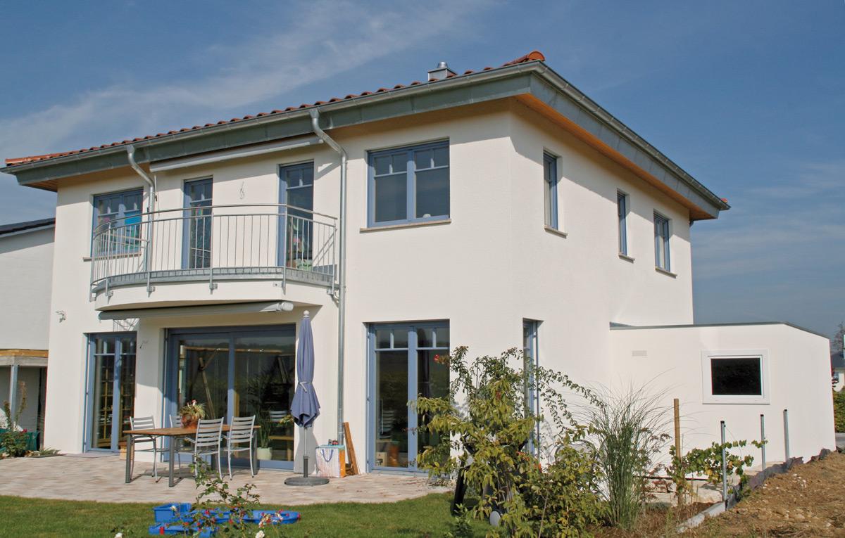 Holz-Aluminium-Fenster - Pforzheimer Fensterbau